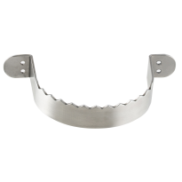 Artitec Wallebroek foot opener stainless steel, 150x25x68 mm
