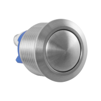 Doorbell button AG0391 satin stainless steel
