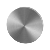 Blind rose GPF0900VR 53x6mm satin stainless steel