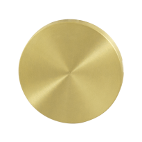 Blind rose GPF0900VRP4 53x6mm PVD brass satin