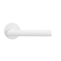 GPF812VW door handle on rose