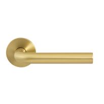 GPF100VRP4 door handle on rose