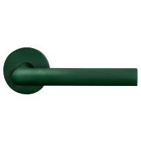 GPF115VRU4 door handle on rose pointing right