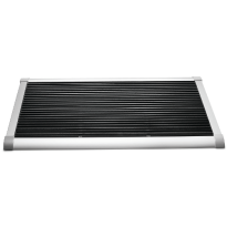 RiZZ Doormat silver 'The New Standard'