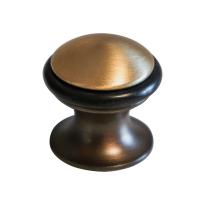 Door stop 109 matte bronze