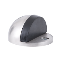Door stop GPF0721.09 satin stainless steel