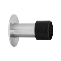 Door stop GPF0733.09 satin stainless steel