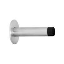 Door stop GPF0736.09 satin stainless steel