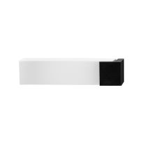Door stop GPF8738.62 white