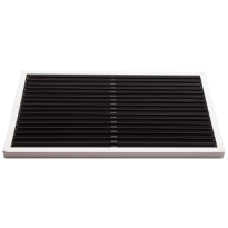 RiZZ Door mat white 'Urban'