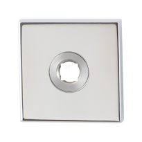 Rose GPF1100.42L 50x50x8mm polished stainless steel lefthanded