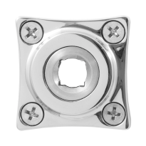Rose GPF1100.49 38x38mm polished stainless steel