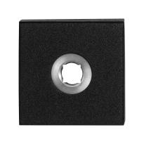 Rose GPF8100.02 50x50x8mm black