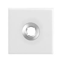 Rose GPF8100.42 50x50x8mm white