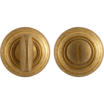 Turn and Release set 651/ 113RFV unlacquered brass tumbled
