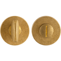 Turn and Release set 911/ 113RFV unlacquered brass tumbled