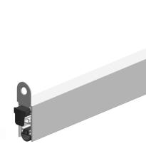Drop seal Uni-Proof EllenMatic plastic seal 928mm aluminium