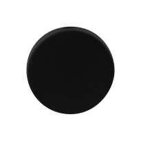 Blind rose GPF8900.05 50x6mm black
