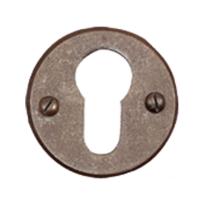 Cylinder rose FB712 tonda 50mm rust