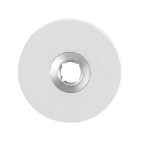 Rose GPF8100.45 50x50x6mm white
