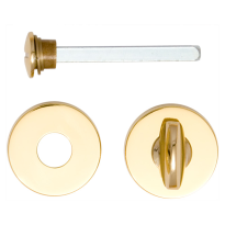 Turn and Release set 911/113RFV unlacquered brass