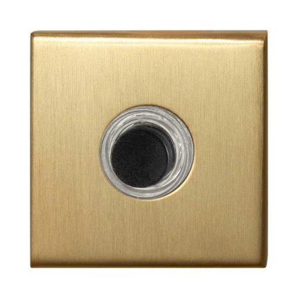 doorbell-with-black-button-gpf9826-02p4-square-50x50x8-mm-pvd-satin-brass