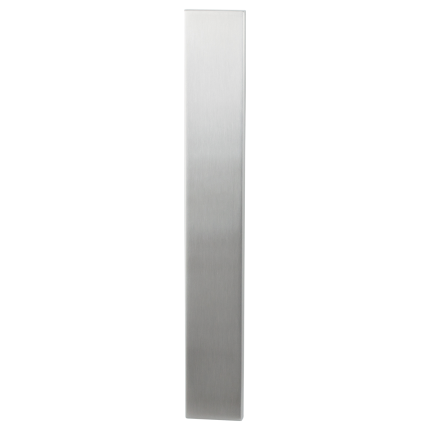 long-backplate-xl-gpf1200-75-92pz-without-latch-satin-stainless-steel