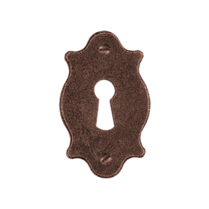 keyhole-escutcheon-fb748-foro-65x40mm-rust