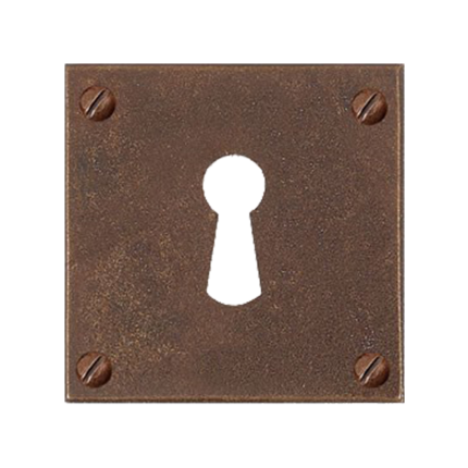 keyhole-escutcheon-fb752-quadrata-50x50mm-rust