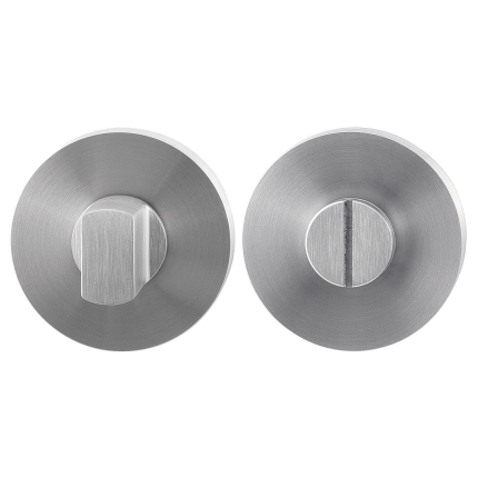 Turn and Release set GPF0903.00 50x8mm spindle 8mm satin stainless steel